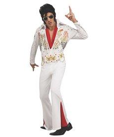 Rubies Costumes Adult Deluxe Elvis Eagle Jumpsuit Costume