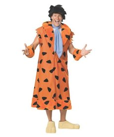 Rubies Costumes Men's Deluxe Fred Flintstone Costume