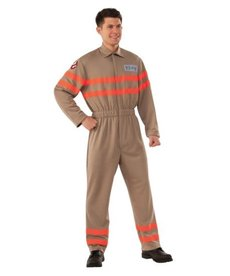 Rubies Costumes Adult Deluxe Ghostbuster Kevin Costume