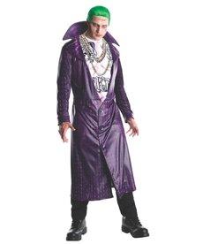 Rubies Costumes Men's Deluxe Joker Costume (Suicide Squad)