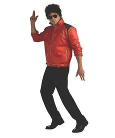 Rubies Costumes Adult Deluxe Michael Jackson Beat It Jacket