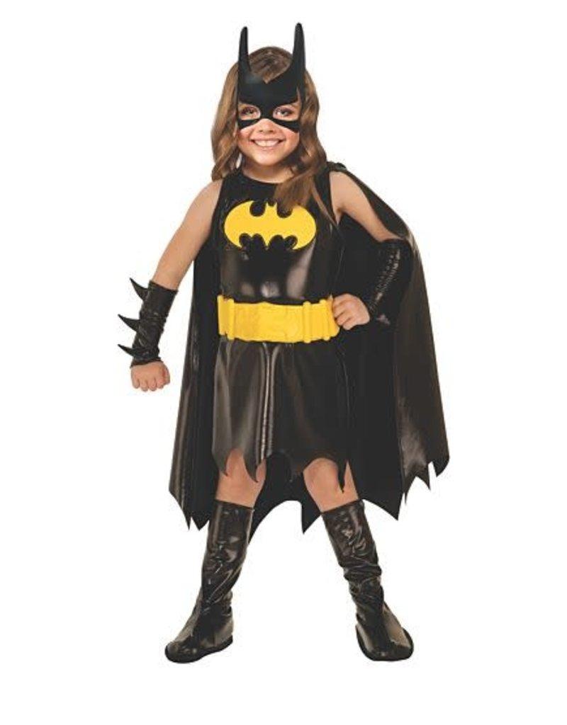 Rubies Costumes Toddler Deluxe Batgirl Costume