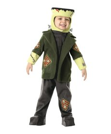 Rubies Costumes Lil' Frankenstein: Toddler Size