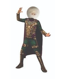 Rubies Costumes Boy's Mysterio Costume (Spider-Man: Far From Home)