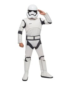 Rubies Costumes Kids Deluxe Stormtrooper Costume For Boys