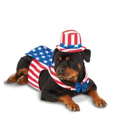 Rubies Costumes Big Dog: Uncle Sam