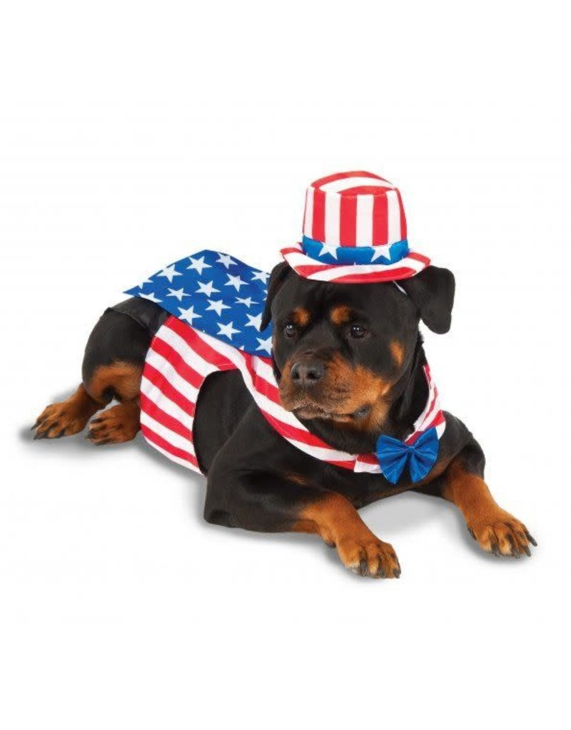 Rubies Costumes Big Dog: Uncle Sam