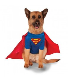 Rubies Costumes Big Dog: Superman Pet Costume