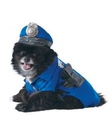 Rubies Costumes Police Officer Dog: Pet Costume