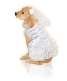 Rubies Costumes Bride: Pet Costume