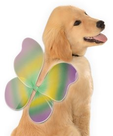 Rubies Costumes Mardi Gras Fairy Pet Wings: Pet Costume