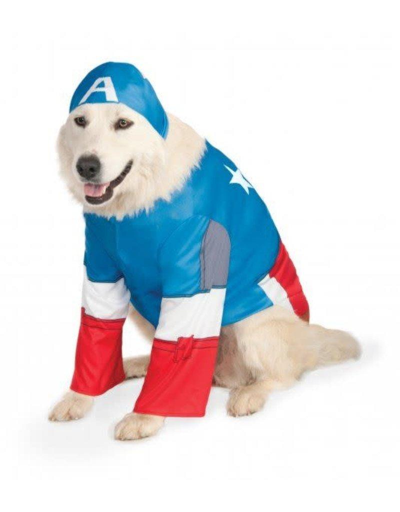 Rubies Costumes Big Dog: Captain America