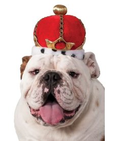 Rubies Costumes King's Crown: Pet Costume