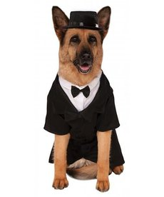 Rubies Costumes Big Dog: Dapper Dog: Pet Costume