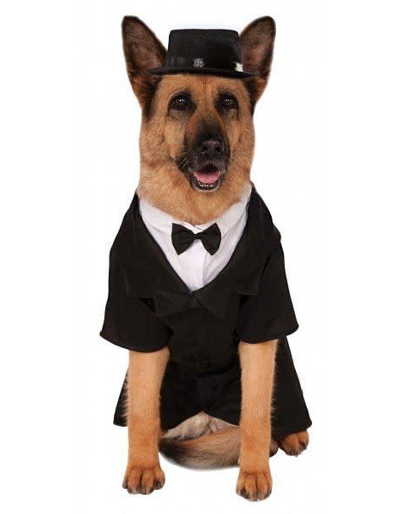 Rubies Costumes Big Dog: Dapper Dog: Pet Costume