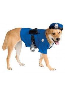 Rubies Costumes Big Dog: Police Dog