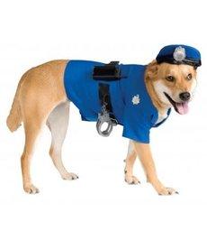 Rubies Costumes Big Dog Police Dog: Pet Costume