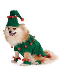 Rubies Costumes Dog Elf: Pet Costume
