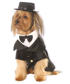 Rubies Costumes Dapper Dog: Pet Costume