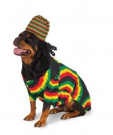 Rubies Costumes Rasta Dog: Big Dog Costume