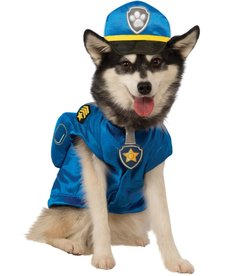 Rubies Costumes Paw Patrol: Chase Dog Costume