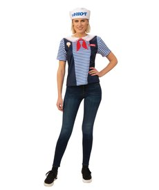 Rubies Costumes Women's Robin's Scoops Ahoy Costume