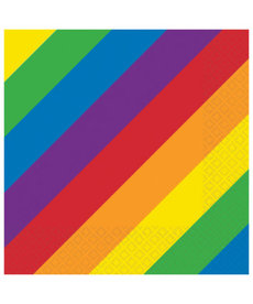 Luncheon Napkins - Rainbow (16ct.)