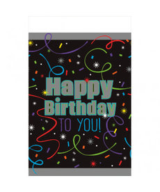 """Happy Birthday"" Tablecover"