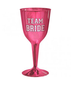Wine Glass - Team Bride