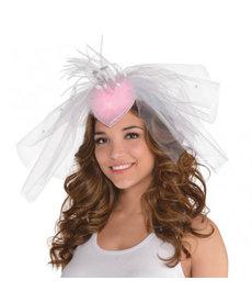 Fascinator - Elegant Bride