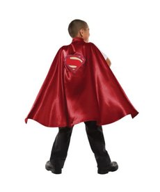 Rubies Costumes Kids Deluxe Superman Cape