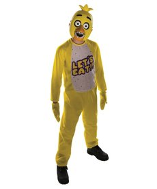 Rubies Costumes Teen Chica Costume (Five Nights At Freddy's)