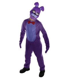 Rubies Costumes Kids Bonnie Costume (Five Nights at Freddy's)
