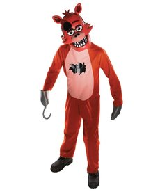 Rubies Costumes Kids Foxy Costume (Five Nights At Freddy's)
