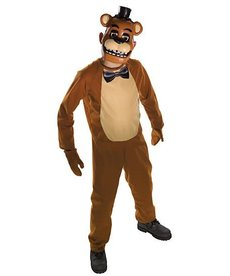 Rubies Costumes Kids Freddy Costume (Five Nights At Freddy's)