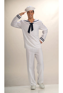 Adult Anchors Aweigh Costume