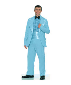 Adult Prom King Suit Costume