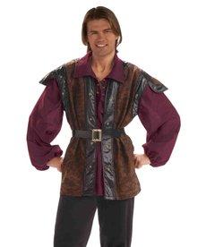 Adult Medieval Mercenary Costume for Men