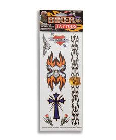 Bad Biker Tattoos