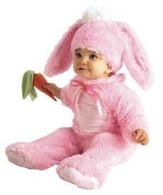 Rubies Costumes Baby Precious Pink Wabbit Costume
