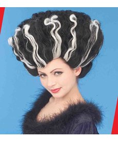 Adult Deluxe Monster Bride Wig