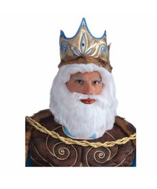 Adult King Neptune Wig and Beard