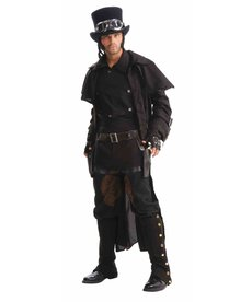 Steampunk Double Thigh Holsters