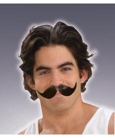 Full Winged Moustache