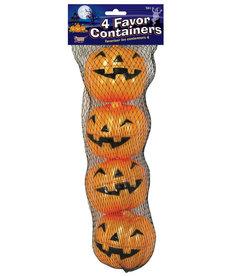 Pumpkin Favor Set