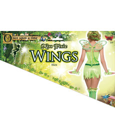 Miss Pixie Wings: Green