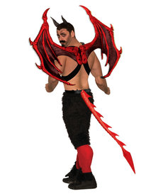 Adult Poly Foam Devil Tail
