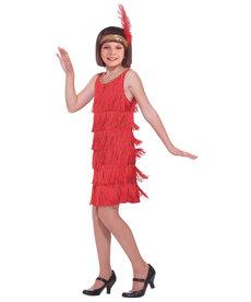 Kids' Roaring 20's Flapper Dress