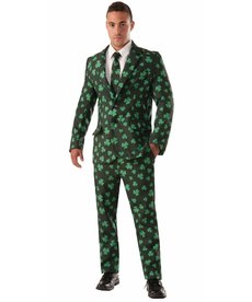 Shamrock Suit and Tie