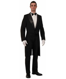Adult Formal Tuxedo Tailcoat Costume